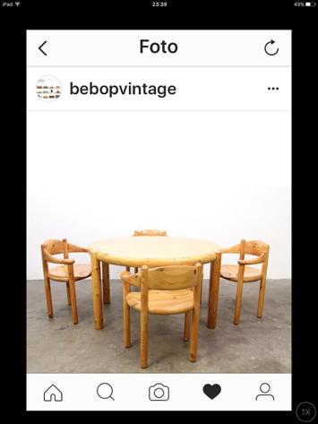 Instagram Bebop