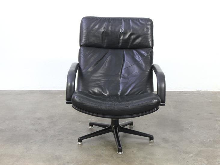 Artifort draai fauteuil f bebop bebop