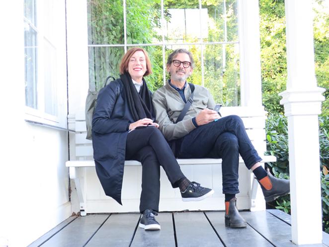Bebop: founded by Peter Balk and Angelica Beljaars