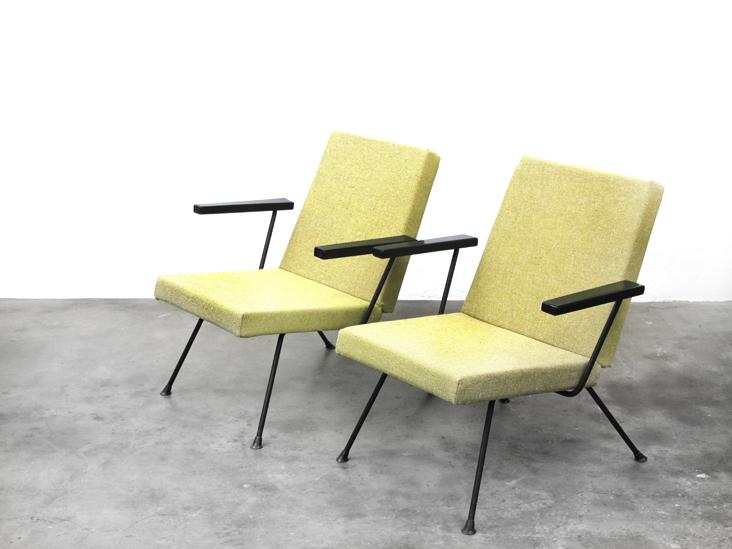 Dutch Design Stoelen Gispen.Bebop Gispen Fauteuils Model 1409 A R Cordemeyer Dutch Design B